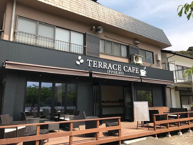 TERRACE CAFE IPPEKIKO